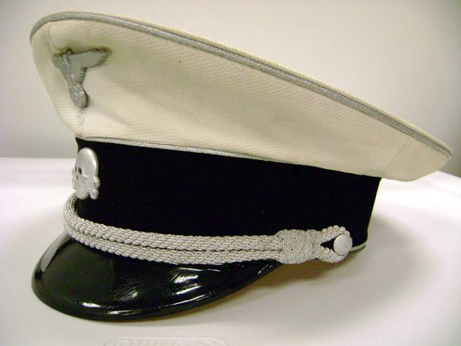 Summer Visor Cap of General Karl Wolff d5ce9b11c725